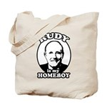 Rudy Giuliani is my homeboy Tote Bag