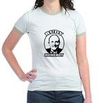 Rudy Giuliani is my homeboy Jr. Ringer T-Shirt