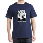 Rudy Giuliani is my homeboy Dark T-Shirt