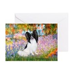 Garden & Papillon Greeting Cards (Pk of 20)