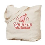Giuliani for President Tote Bag