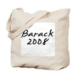 Barack Obama Autograph Tote Bag