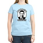 Barack Obama is my homeboy Women's Light T-Shirt