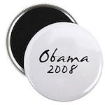 Obama Autograph Magnet
