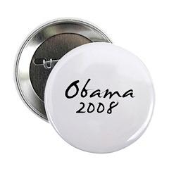 "Obama Autograph 2.25"" Button (10 pack)"