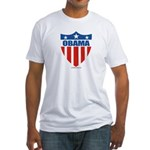 Obama Fitted T-Shirt