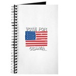 Vote for Obama Journal