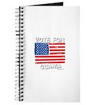 Vote for Obama Journal