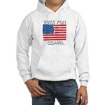 Vote for Obama Hooded Sweatshirt