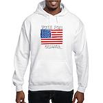 Vote for Obama Hooded Sweatshirt