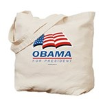 Obama for President Tote Bag