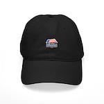 Obama for President Black Cap