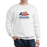 Obama for President Sweatshirt