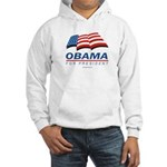 Obama for President Hooded Sweatshirt
