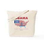 Obama for President Tote Bag
