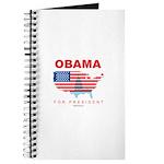 Obama for President Journal