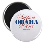 Support Obama Magnet