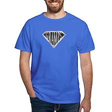 SuperGramps(metal) T-Shirt