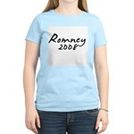 Mitt Romney Autograph Women's Light T-Shirt