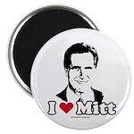 I Love Mitt Magnet