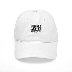 Romney 2008: I'm wit' Mitt. Are you? Cap