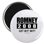 Romney 2008: Get wit' Mitt Magnet