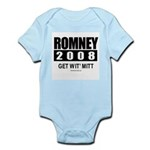 Romney 2008: Get wit' Mitt Infant Bodysuit