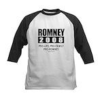 Romney 2008: Pro-life, Pro-family, Pro-Romney Kids
