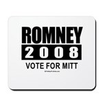 Romney 2008: Vote for Mitt Mousepad
