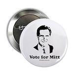 ROMNEY 2008: Vote for Mitt Button
