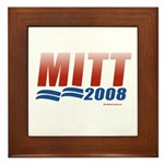Mitt 2008 Framed Tile