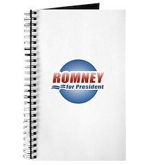 Mitt Romney for President Journal