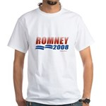 Romney 2008 White T-Shirt