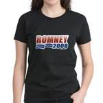 Romney 2008 Women's Dark T-Shirt