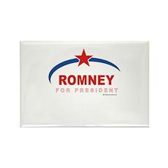 Romney for President Rectangle Magnet (10 pack)