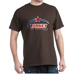 Romney for President Dark T-Shirt