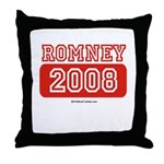 Romney 2008 Throw Pillow