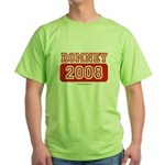 Romney 2008 Green T-Shirt