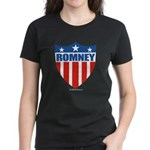 Mitt Romney Women's Dark T-Shirt