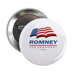 Romney for President Button