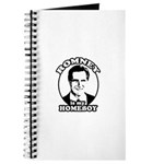 Romney is my homeboy Journal
