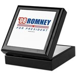 Romney for President Keepsake Box