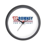 Romney for President Wall Clock