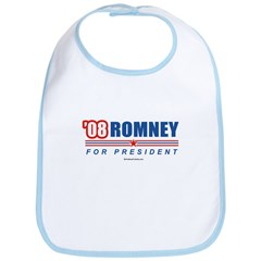 Romney for President Bib