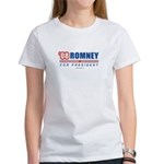Romney for President Women's T-Shirt