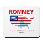 Romney for President Mousepad