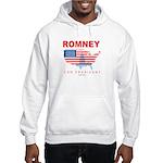 Romney for President Hooded Sweatshirt