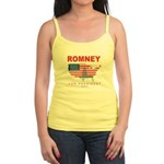 Romney for President Jr. Spaghetti Tank