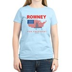 Romney for President Women's Light T-Shirt