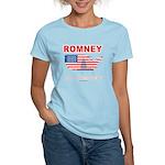 Romney for President Women's Light T-Shirt